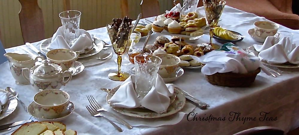 tea table horizontal