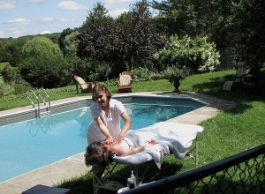 pool massage II